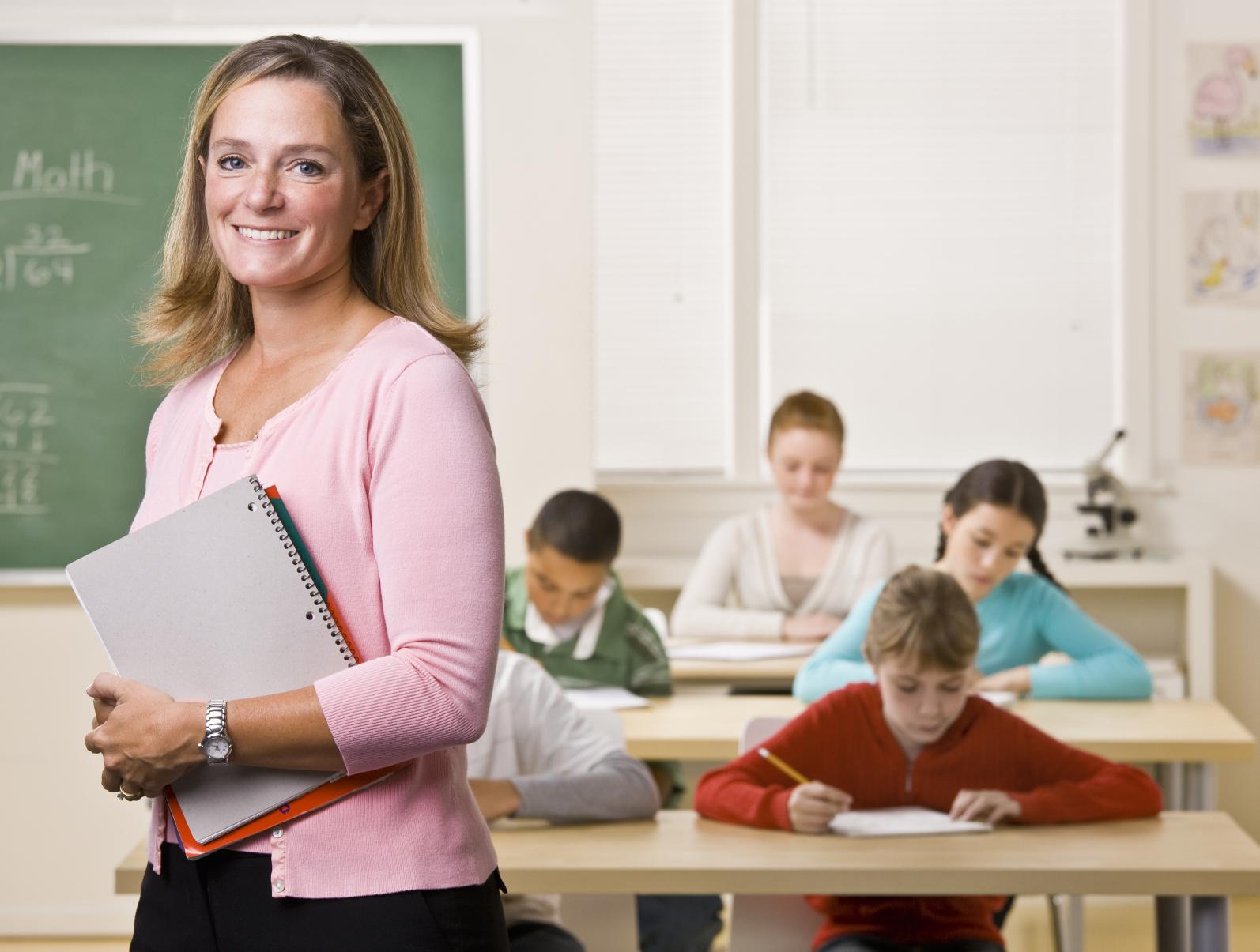 The Power of a Teacher